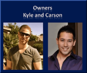 Wealthy Affiliate Owners Kyle and Carson