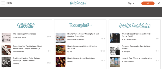 Post Your Affiliate Product Review On HubPages