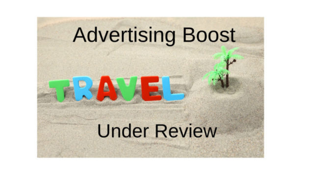 Advertising Boost Is Under Review