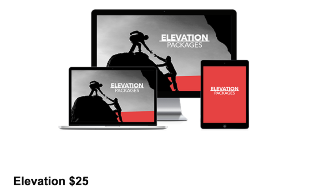 Easy1Up Elevation Package