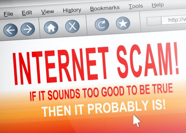 Avoid Internet Marketing Scams
