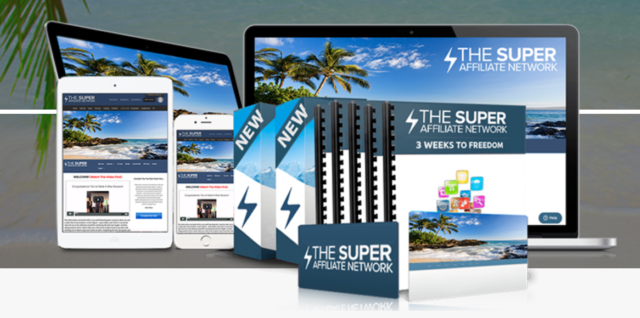 The Super Affiliate Network Training Modules