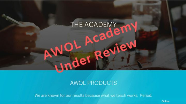 AWOL Academy Under Review