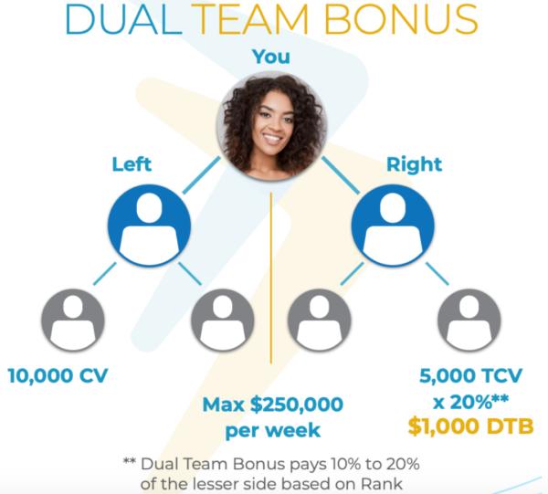 Dual Team Bonus