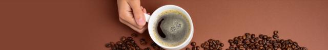 Organo coffee infused with Ganoderma Lucidum mushrooms