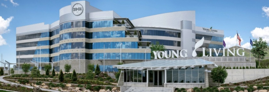 Young Living's Headquarters in Utah
