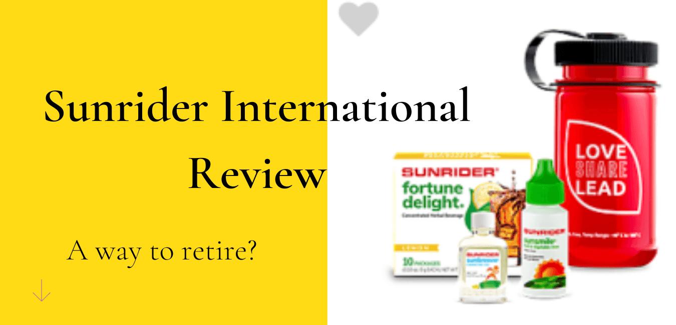 Sunrider International featured image