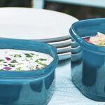 image of Tupperware plastic